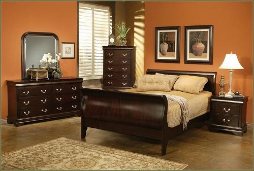 Sumter Cherryvale Bedroom Set